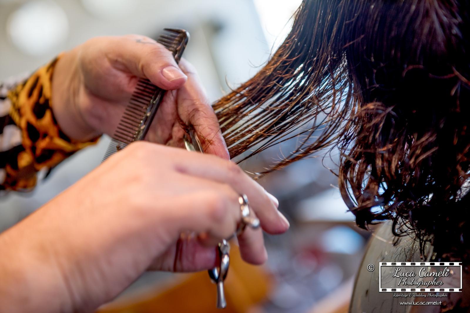 Taglio capelli donna a San Benedetto del Tronto